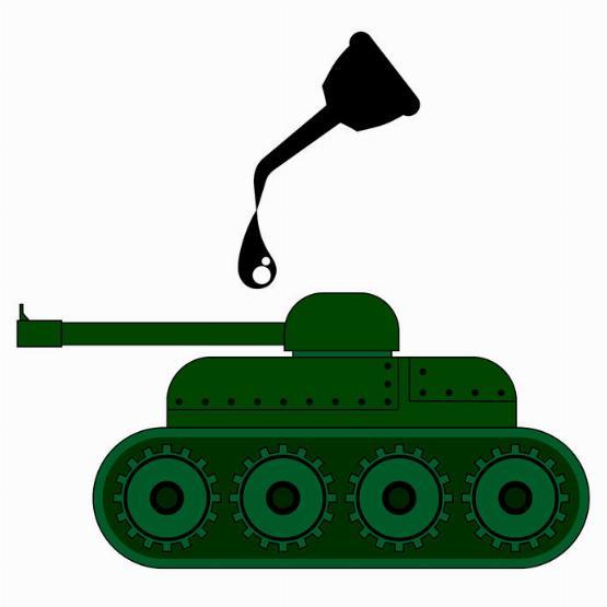 Komoly háború kell az olajárak emelkedéséhez?