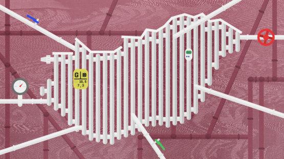 Gázvezetékekért vívott küzdelem közepén áll Magyarország