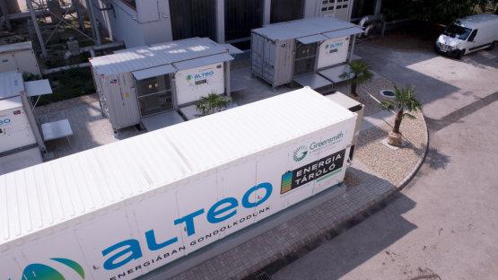 Termőre fordultak az Alteo beruházásai