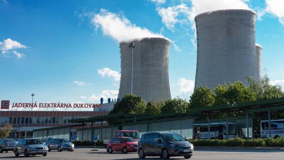 Új atomerőműblokkot épít Csehország
