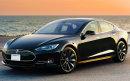 A Tesla lenyomta a BMW-t és a Mercedest