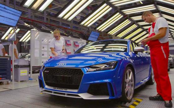 Új kutatás-fejlesztési központot hoz létre az Audi Győrben