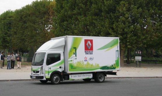 Másképp hatékonyak az e-teherautók