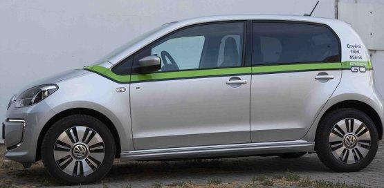 E-autó bérlő indult Budapesten