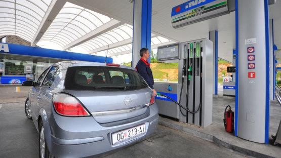 Még idén kivásárolhatja a horvát állam a Molt az INA-ból