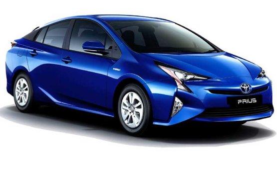 A Toyota és a Lexus növeli a környezetbarát autók eladását a magyar piacon