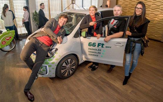 Autómegosztó szolgáltatást indított a Mol