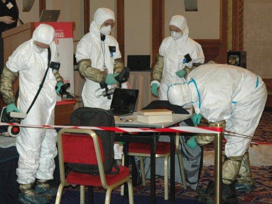 Hazai labor segít a terrorizmus elleni harcban