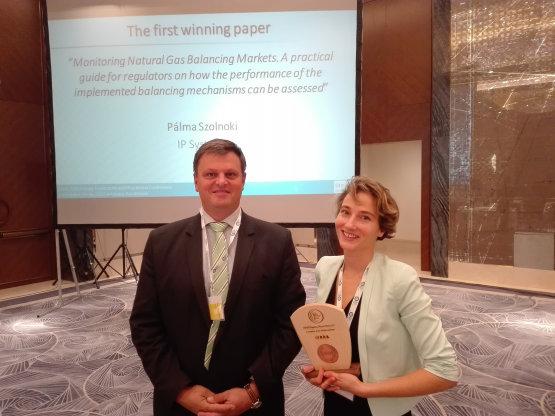 Magyar győztes az energiapiaci szabályozók versenyén