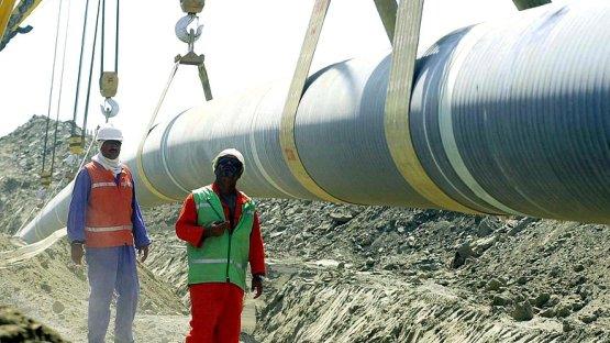 Már elérte a magyar határt az oroszok új gázvezetéke