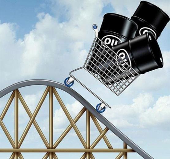 Meglepetés az olajpiacon, zuhan az ár