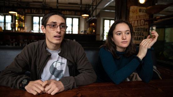 Ez egy segélykiáltás: ennek így nagyon-nagyon rossz vége lesz - Interjú a globális klímasztrájksorozat magyar szervezőivel