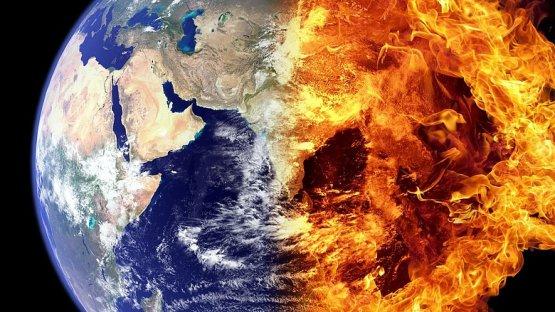 Klímacsúcs - az emberiség létét fenyegeti a Föld melegedése