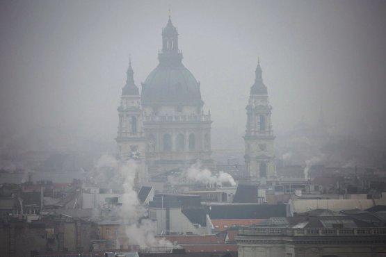 Sürgető a lakossági fűtés okozta légszennyezés csökkentése