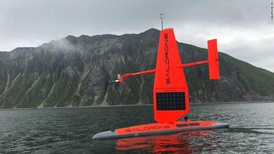 Vizi drónokat vetnek be az éghajlatváltozás ellen