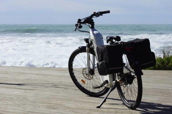 Akár 150 kilométert is bír ez a hidrogén hajtotta elektromos bicikli