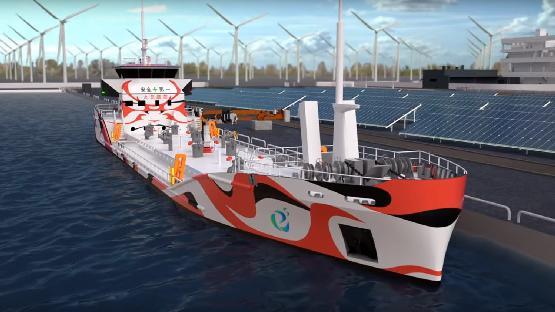 Meglepő tervvel forradalmasítaná a hajózást Japán