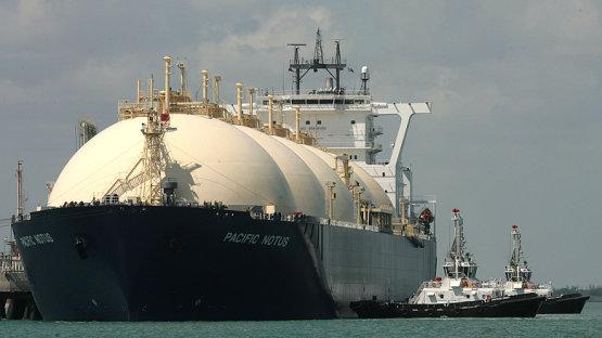 Amerikai cseppfolyós gázt kap Kelet-Európa