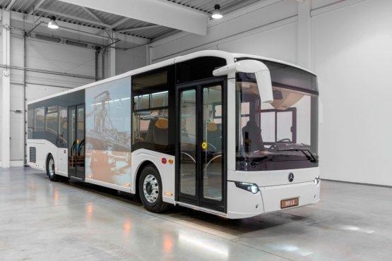 Mutatjuk, hogy néz ki a jövő autóbusza!