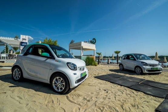 Elektromos autókkal bővül a MOL Limo flottája
