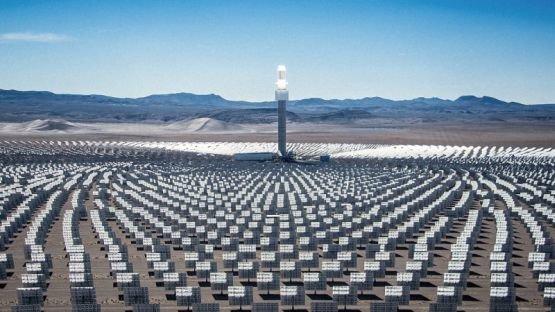 Szaharai giga naperőmű kérdőjelekkel