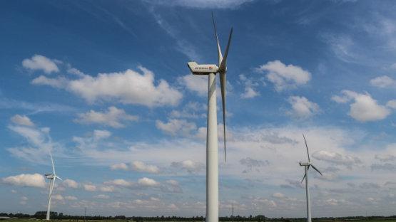 Rekordot döntött Dánia, rengeteg energiát nyernek a szélből