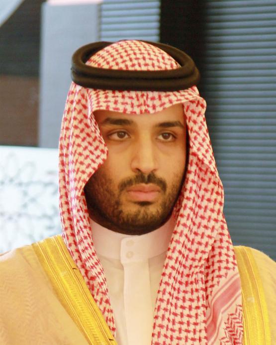 Keménykedő fiatalember mozgatja a szaúdi olajszálakat