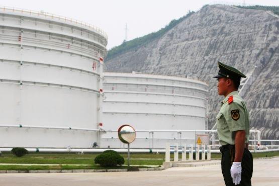 Kína nagy játékos az olajár alakításában