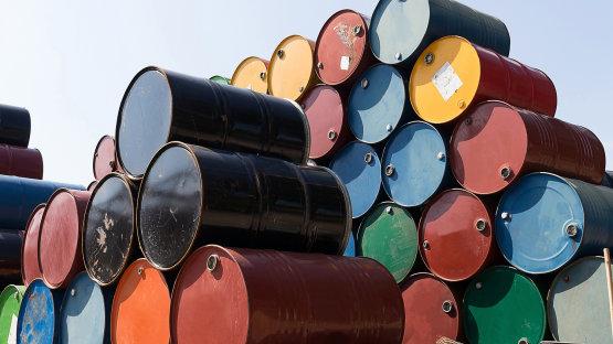 Zuhan az olajár