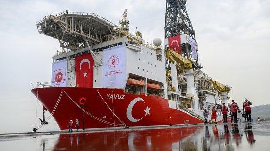 Erdgogan tovább feszíti a húrt a földközi-tengeri olajfúrásokkal