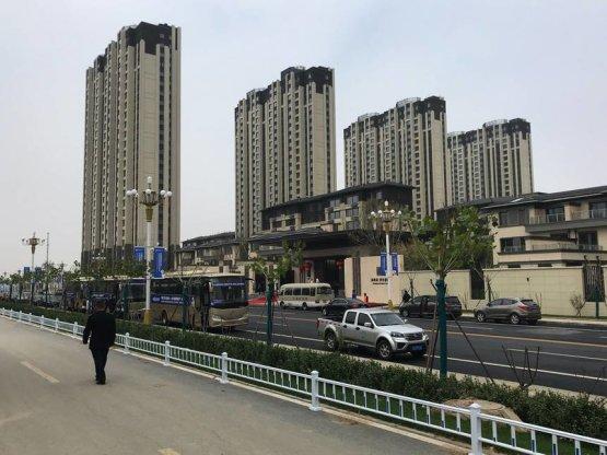 Ennek a kínai városnak van a legnagyobb passzívház-projektje a világon