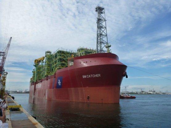 Megkezdte a termelést a MOL legnagyobb észak-tengeri mezője