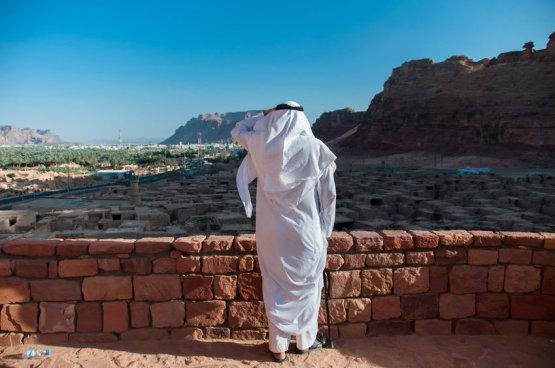 A szaúdiakat tíz év múlva már nem érdekli majd az olajár