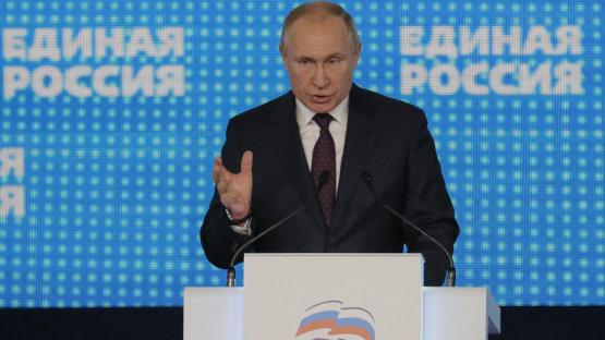 Putyin az ukrán gáztranzit jövőjéről beszélt