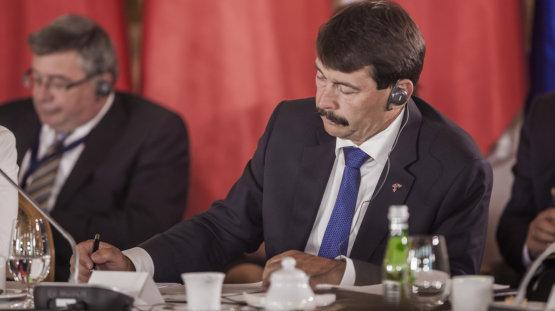 Áder kimondta: Magyarország 2050-re klímasemlegessé válhat