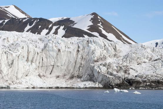 A károsanyag-kibocsátás miatt csúszik a következő jégkorszak
