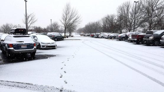 Munkára fogják az időjárást - áramforrás lehet a hó