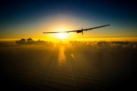 Folytatja világ körüli útját a Solar Impulse