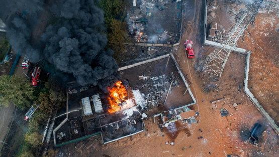 Úrrá lettek a katasztrofális helyzeten az orosz erőműben