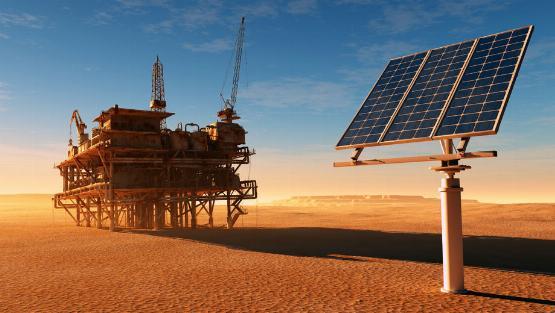 Napenergiával termelnek ki olajat Ománban